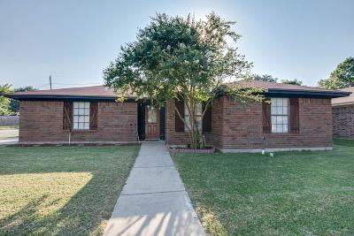 Watauga Single Family Home Active Option Contract: 7001 Yorkston Street