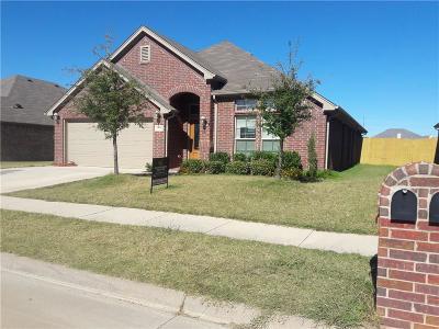 Little Elm Single Family Home For Sale: 14820 Riverside Drive