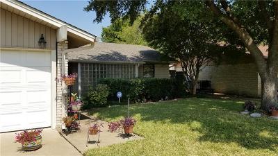 Grand Prairie Single Family Home For Sale: 510 Forrest Hill Lane