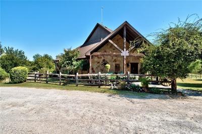 Brock Single Family Home For Sale: 6255 Old Dennis Road