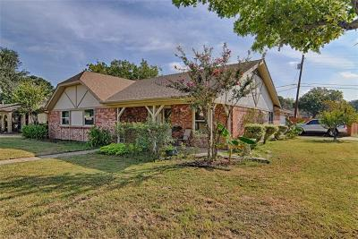 Bedford Single Family Home For Sale: 3212 Spring Valley Drive