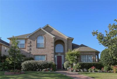 Irving Single Family Home For Sale: 9600 Valley Lake Lane