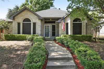 Rowlett Single Family Home For Sale: 1729 Dartbrook Drive