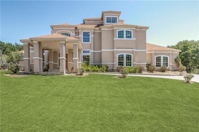 Cedar Hill Single Family Home For Sale: 806 Bluff Ridge Drive