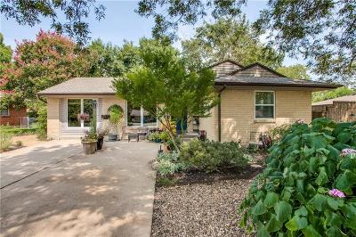 Allen Single Family Home For Sale: 305 Ellis Street