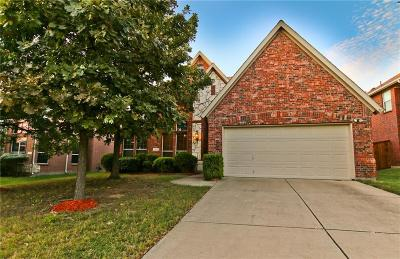 Frisco Single Family Home For Sale: 11562 Kingsville Drive