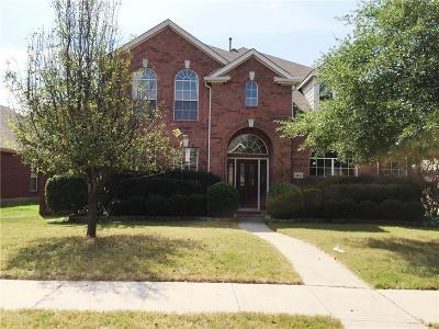 Plano Single Family Home For Sale: 2412 Ravenhurst Drive