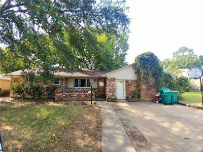 Lewisville Single Family Home Active Option Contract: 164 Pine Drive