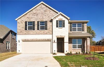 Little Elm Single Family Home For Sale: 2440 Rigging Drive