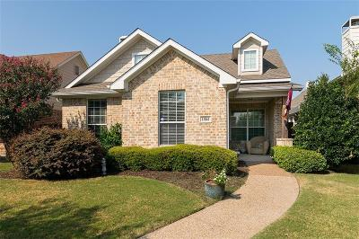 Frisco Single Family Home For Sale: 11861 Westlawn Lane