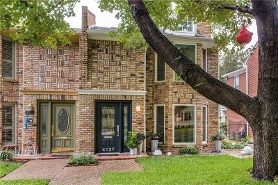 Highland Park, University Park Single Family Home For Sale: 4127 Normandy Avenue