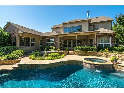 Fort Worth Single Family Home Active Kick Out: 6508 Silver Oak Lane