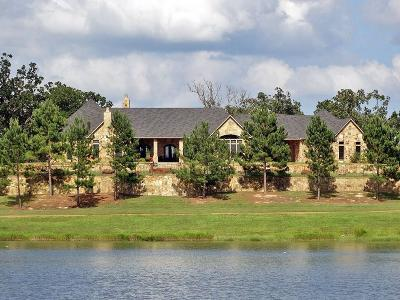Cedar Creek Lake, Athens, Kemp Single Family Home For Sale: 450 S Loop 317