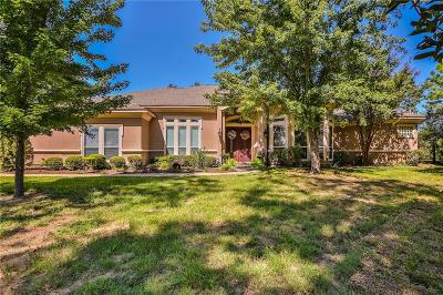 Weatherford Single Family Home For Sale: 570 Harmony Circle