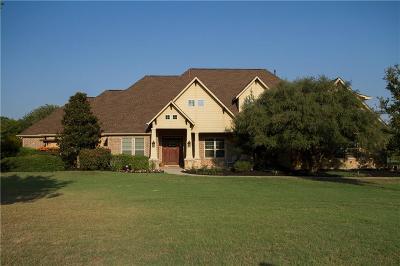Argyle Single Family Home For Sale: 420 E Hickory Ridge Circle