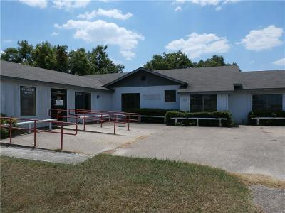 Coolidge, Mexia, Mount Calm Commercial For Sale: 837 Tehuacana Road