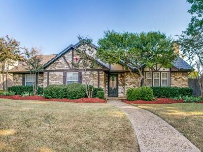 Plano TX Single Family Home Active Option Contract: $314,900