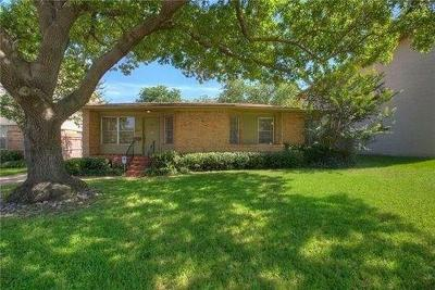 Dallas Single Family Home For Sale: 4037 Lively Lane