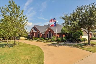 Waxahachie Single Family Home For Sale: 605 Brookside Road