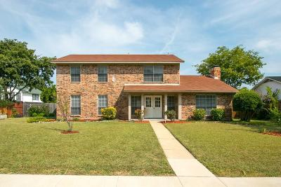 Richardson Single Family Home Active Option Contract: 1905 E Collins Boulevard