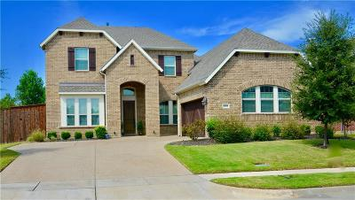 Euless Single Family Home For Sale: 1008 High Hawk Trail