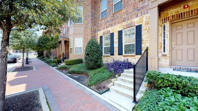 Addison Townhouse For Sale: 3932 Asbury Lane