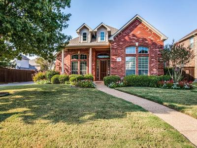 Frisco Single Family Home For Sale: 3468 Barkwood Lane