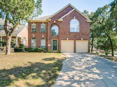 Hurst Single Family Home For Sale: 800 Forest Hollow Drive