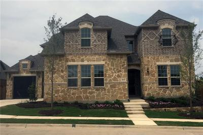 Colleyville Single Family Home For Sale: 4012 Lombardy Court