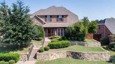 Lewisville Single Family Home For Sale: 925 Sir Constantine Drive