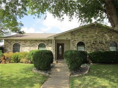 Plano Single Family Home For Sale: 6413 Rainier Road