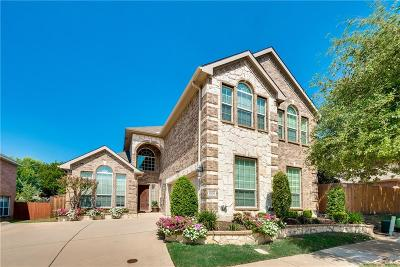McKinney Single Family Home For Sale: 8200 Indian Palms Trail