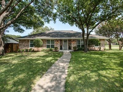 Single Family Home Active Option Contract: 7439 Chattington Drive