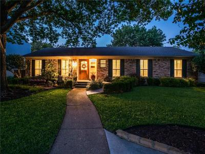 Richardson Single Family Home For Sale: 1310 Comanche Drive