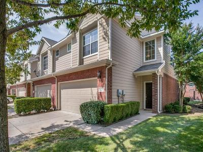Plano Townhouse Active Option Contract: 4531 Woodsboro Lane