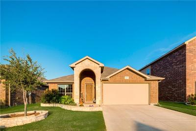 Fort Worth TX Single Family Home For Sale: $259,500