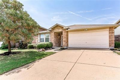 Collin County Single Family Home Active Option Contract: 500 Buffalo Bill Drive