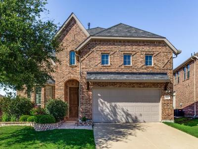 Little Elm Single Family Home Active Kick Out: 925 Lake Worth Trail