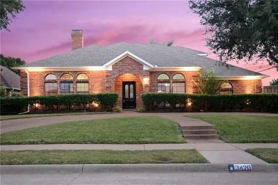 Plano Single Family Home For Sale: 3420 Santana Lane