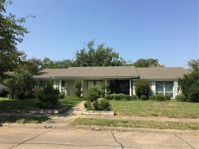 Garland Single Family Home For Sale: 101 S Bernice Drive
