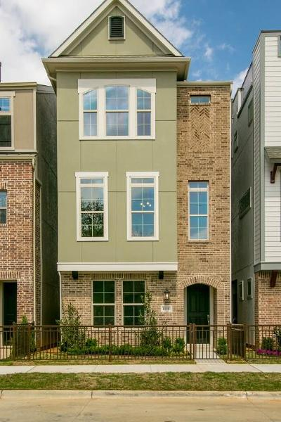Dallas Single Family Home For Sale: 1180 Manacor Lane