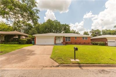 Single Family Home Active Contingent: 829 S Andrews Avenue
