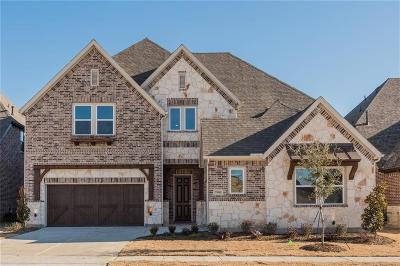 Mckinney Single Family Home For Sale: 7009 Golf Club Drive