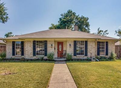Single Family Home For Sale: 3412 High Vista Drive