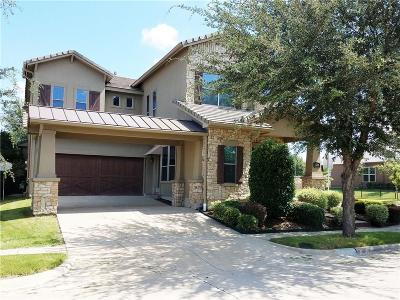 Single Family Home For Sale: 8200 Texian Trail