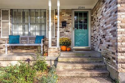 Dallas Single Family Home For Sale: 2344 Oldbridge Drive