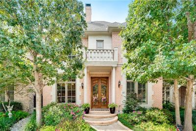 Dallas Single Family Home For Sale: 12127 Lueders Lane