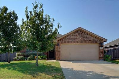 Saginaw Single Family Home Active Option Contract: 429 Creek Bend Drive