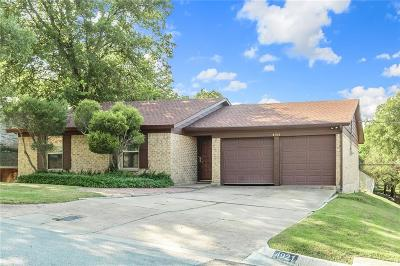 Fort Worth Single Family Home For Sale: 4921 Bonnell Avenue