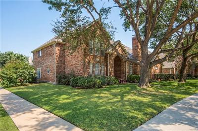 Coppell Single Family Home For Sale: 322 Tanglewood Lane